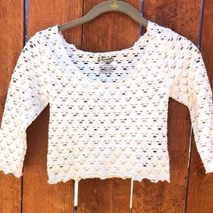 Intimately Free People Stretch Crop Top